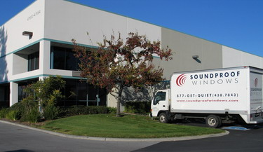 Soundproof Windows Truck